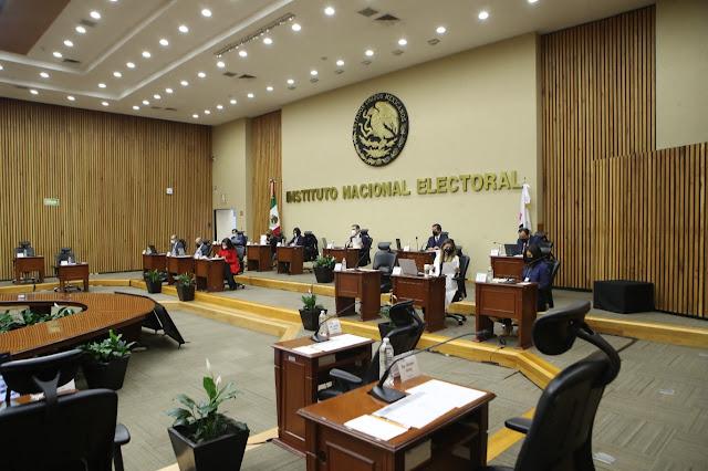 Boletas y actas electorales cumplen al cien por ciento con medidas de seguridad