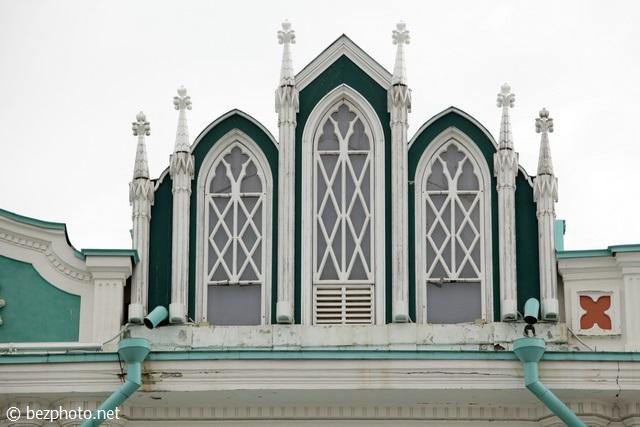 мавританский стиль в архитектуре