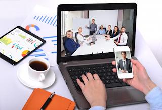 phần mềm giải pháp hội nghị truyền hình EZ Meetup cho công việc dễ dàng từ xa