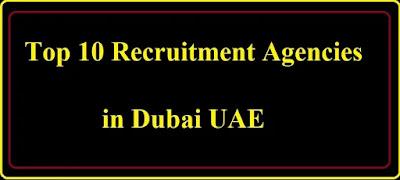 top recruitment agencies in dubai and uae