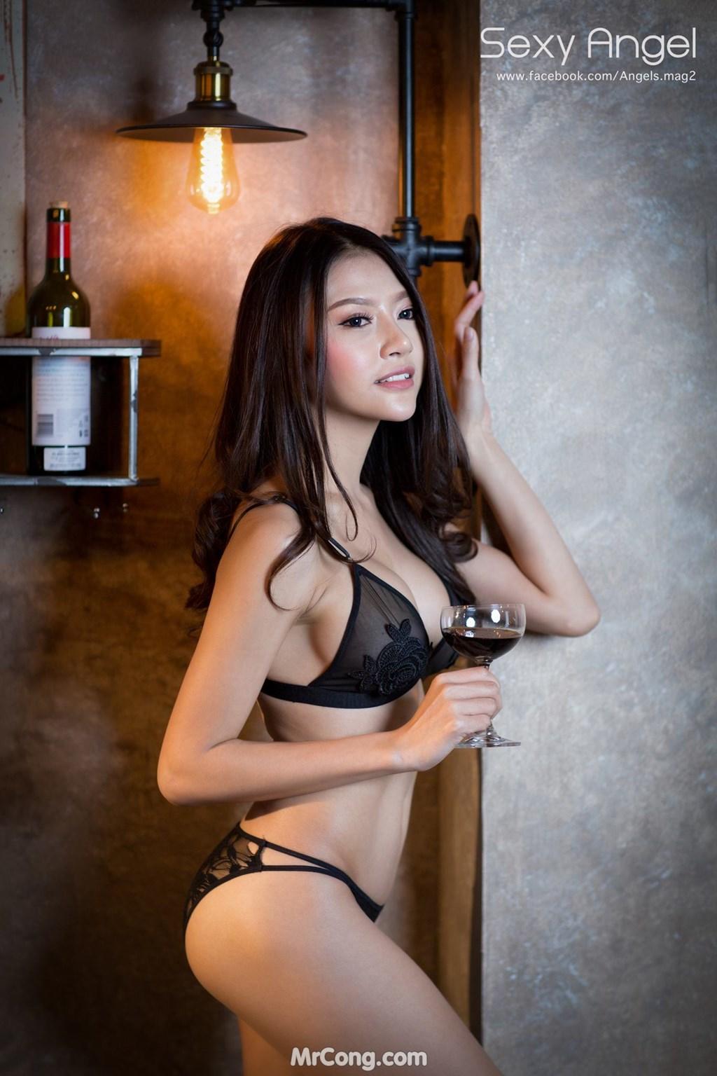Image Thai-Model-No.484-Nirada-Guernongkun-MrCong.com-005 in post Thai Model No.484: Người mẫu Nirada Guernongkun (44 ảnh)
