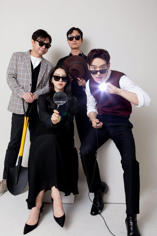Review dan sinopsis Film Collectors : Pemeran Karakter Shin Hye-Sun as Yoon Se Hee