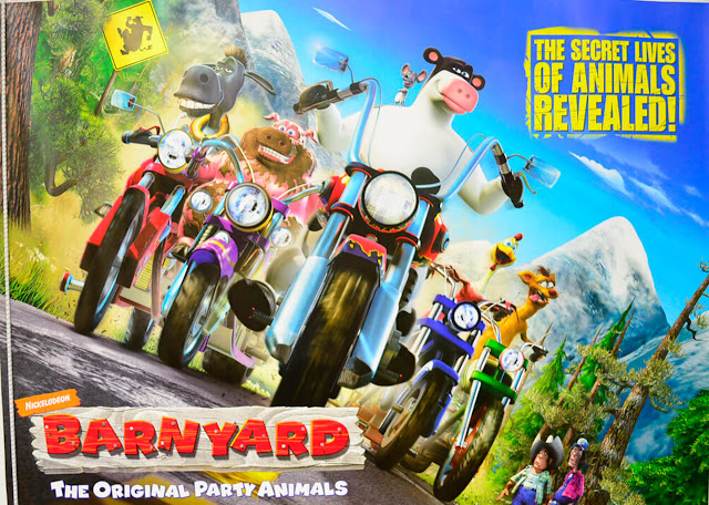 Barnyard (2006) Full Movie In HINDI HD 720p Download