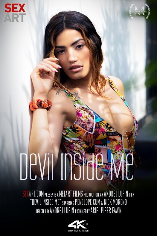 [SexArt] Penelope Cum - Devil Inside Me - idols