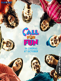 Call For Fun First Look Poster