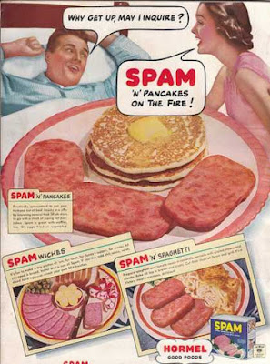 SPAM® Recipe Contest - enter before 12/15/2018