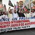 پاکستان فلاح پارٹی کی جانب سے پاکستان بھر میں *یکجہتی فلسطین*اور یہودیوں کے خلاف احتجاجی مظاہرے ۔