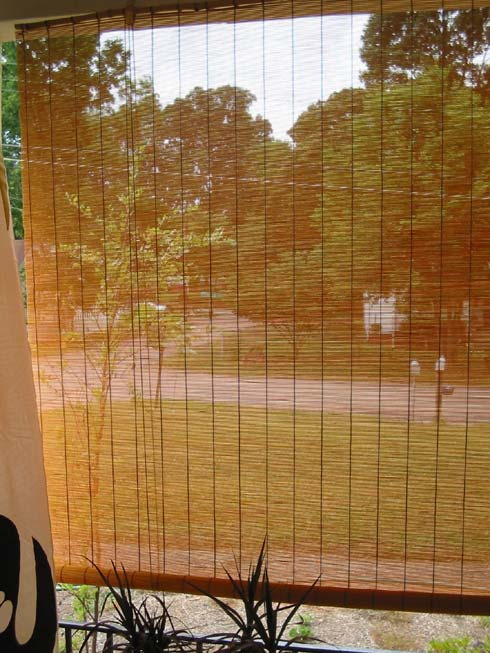 Bamboo Matchstick Blinds Bamboo Products Photo