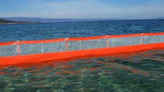 Πλωτό Προστατευτικό Σύστημα 2,7 χλμ. στο Αιγαίο για τον περιορισμό των προσφύγων-μεταναστών