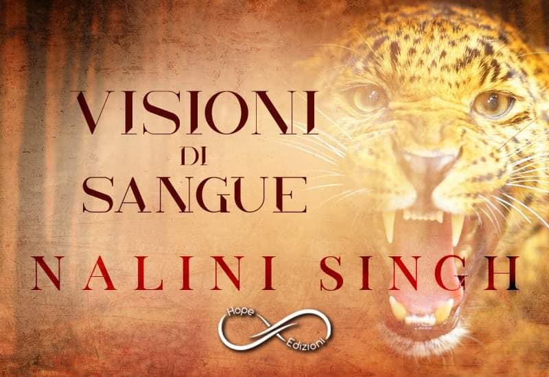 Visioni di sangue di Nalini Singh