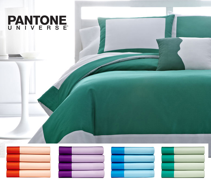 The New JC Penney Pantone Universe Collection: Bedding And