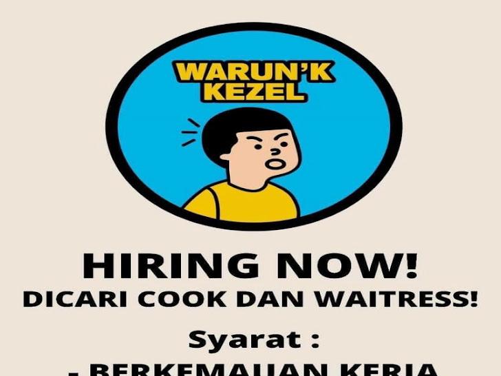 Lowongan Kerja Warun'k Kezel Mataram Lombok NTB