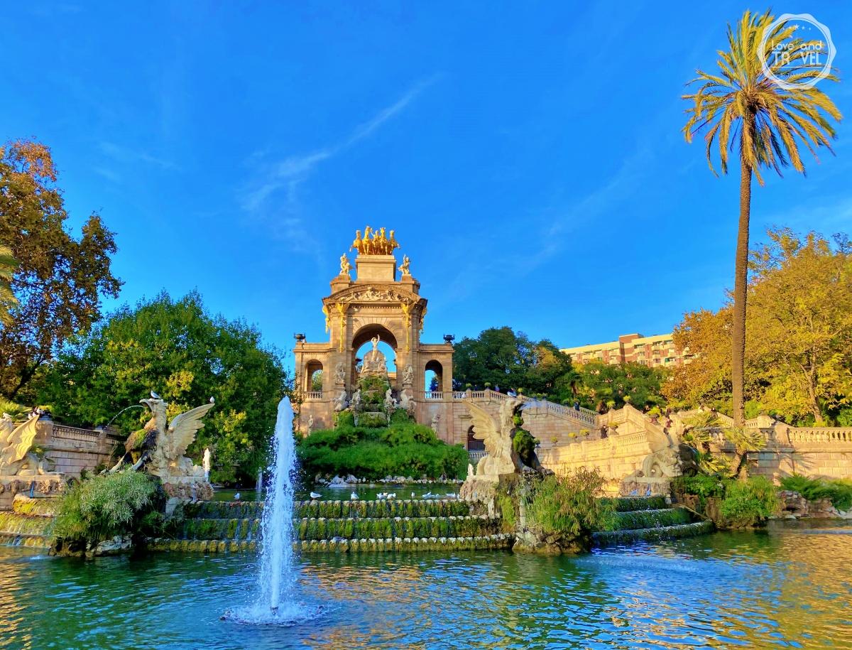 Parc de la Ciutadella.