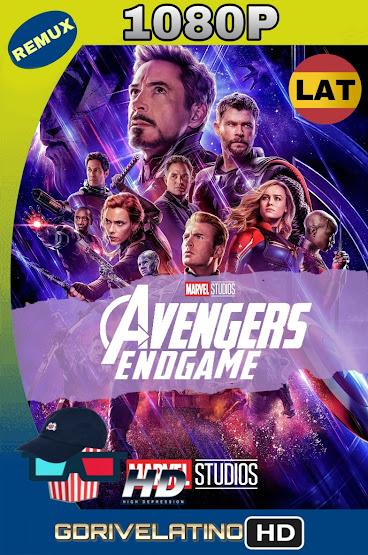 Avengers: Endgame (2019) BDRemux 1080p Latino-Ingles MKV