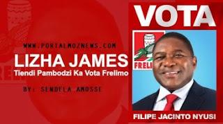 Lizha James - Tiendi Pambodzi Ka Vota Nyusi