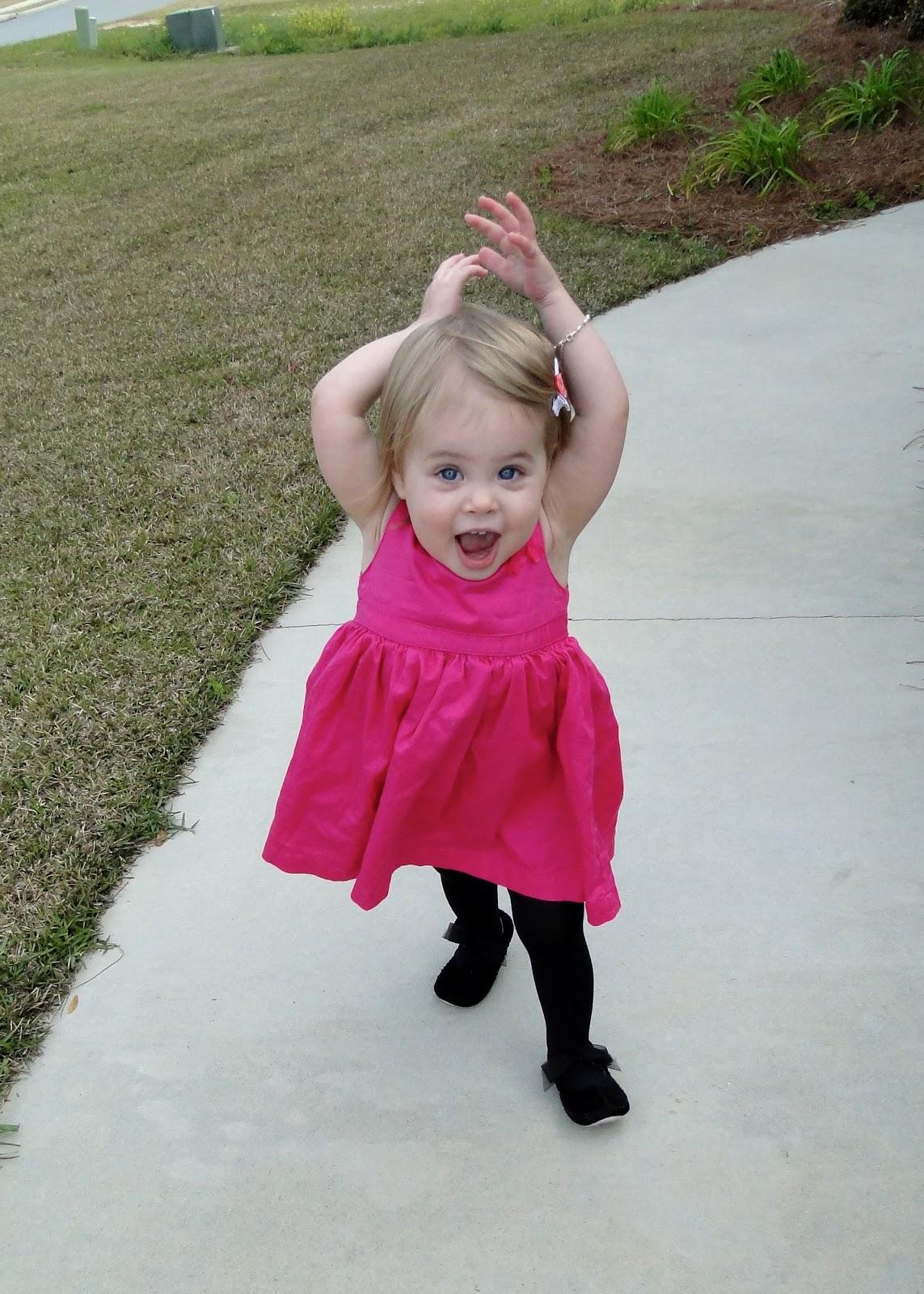 Brittlynn is 16 Months Old!