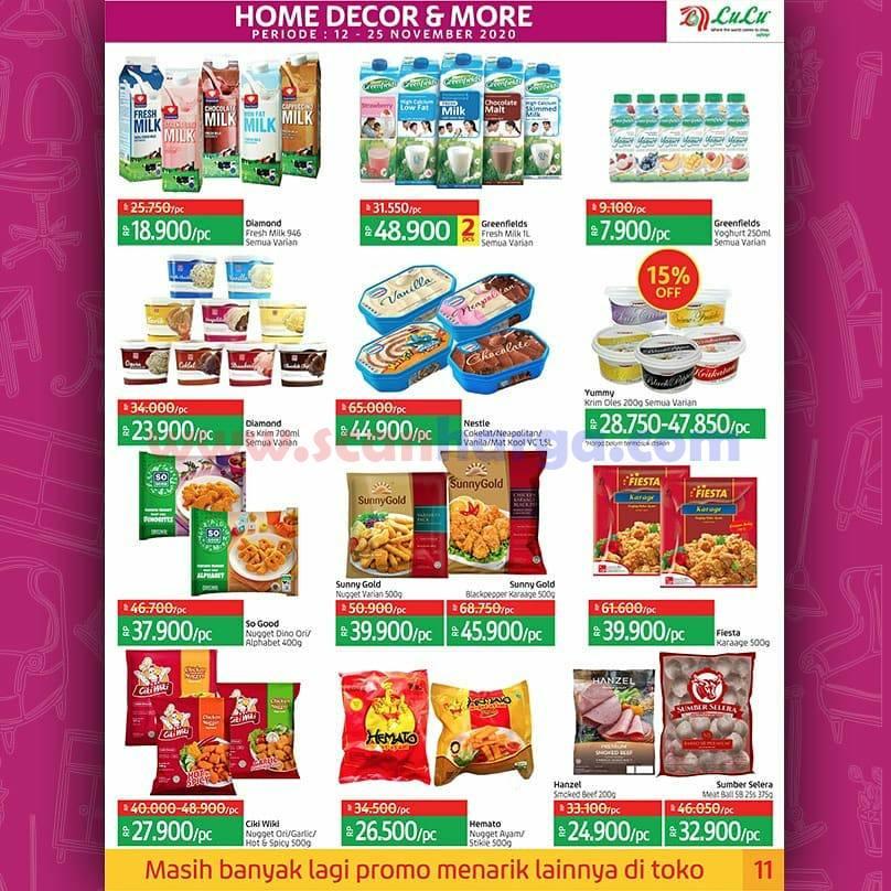 Katalog Promo LULU Supermarket 12 - 25 November 2020 11