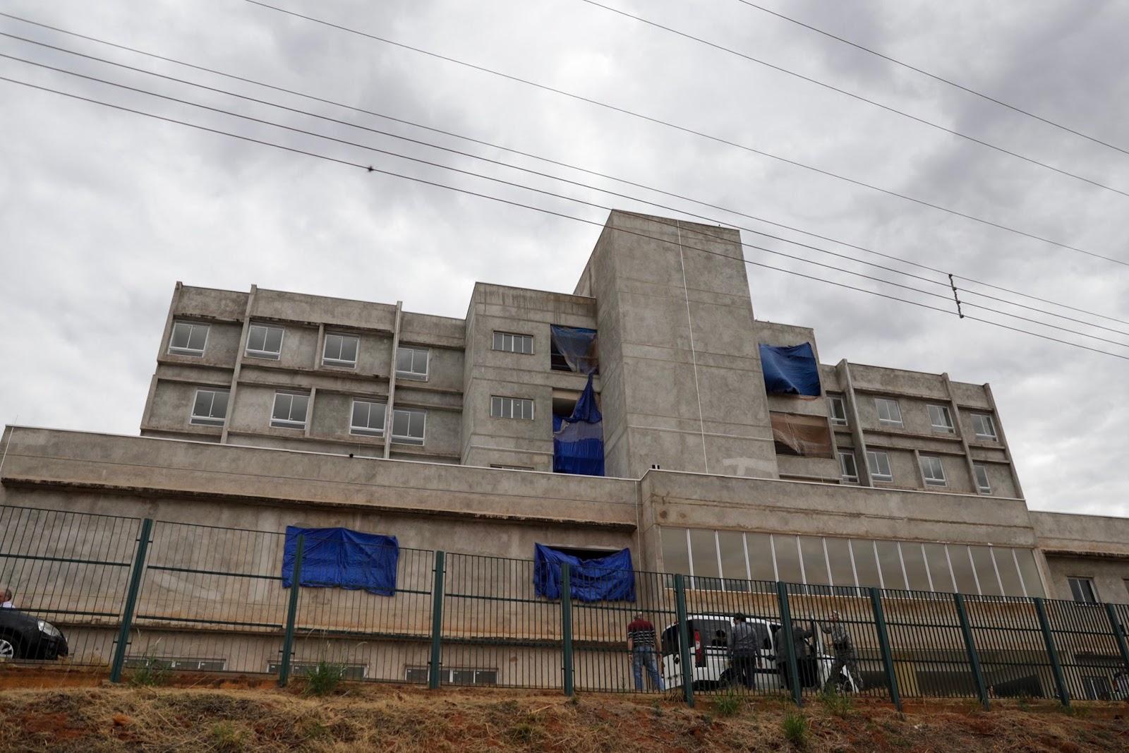 João Doria anuncia R$ 7,3 milhões para conclusão do Hospital de Bebedouro