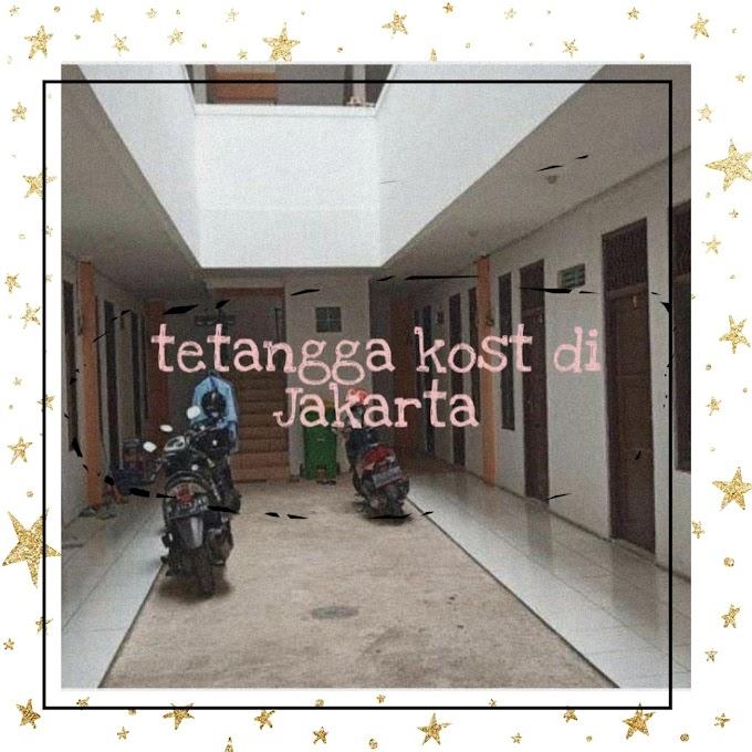 Tetangga tempat kost di Jakarta