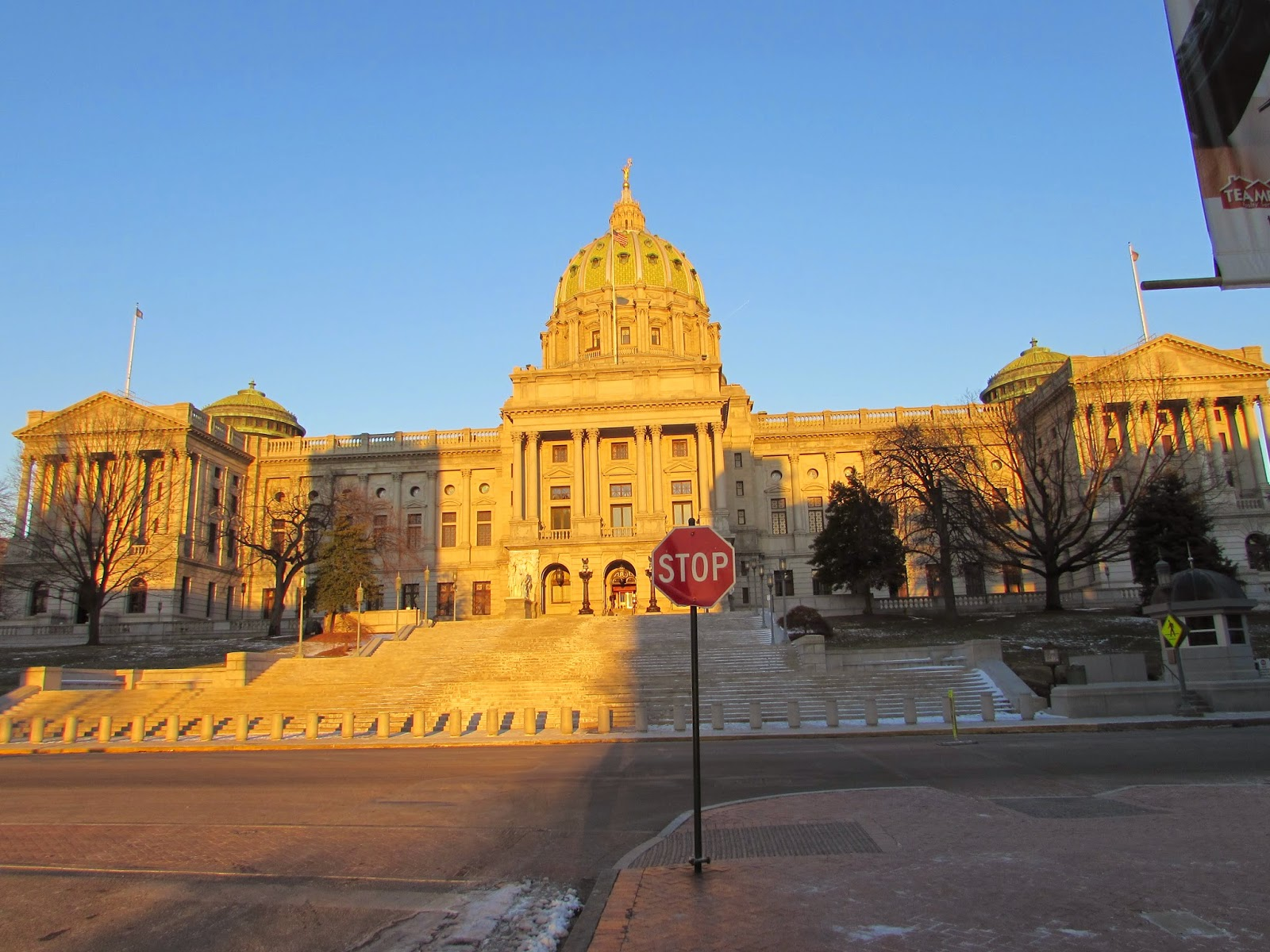 Harrisburg State Capitol Complex and State Museum of