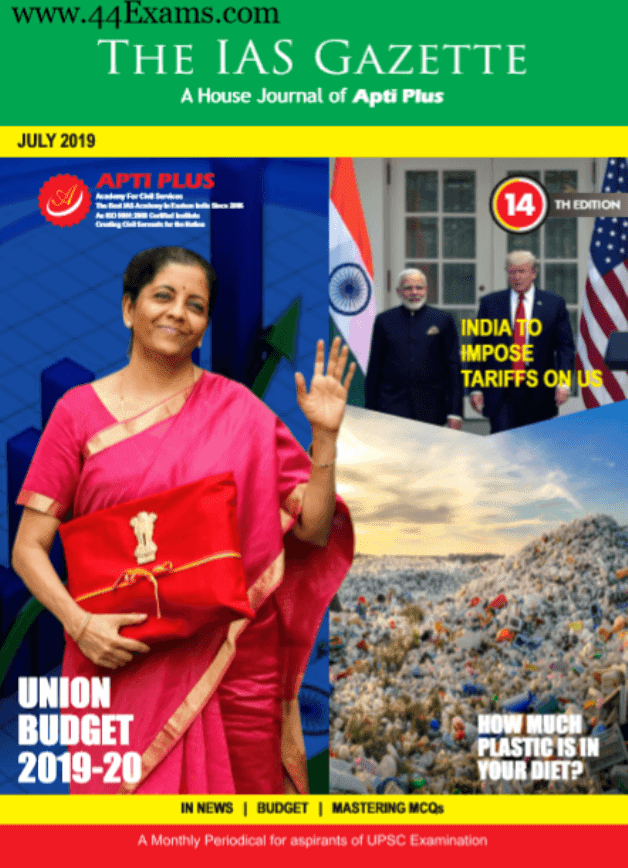 Apti-Plus-Current-Affairs-July-2019-For-All-Competitive-Exam-PDF-Book
