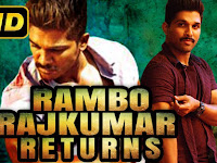 Rambo Rajkumar Returns Hindi Full Movie Allu Arjunand Prakash Raj