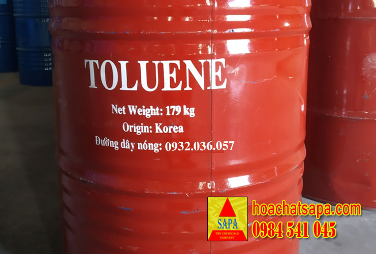 Dung môi Toluene (TOL)