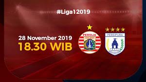 Tiket Online Persija vs Persipura di Liga 1 2019