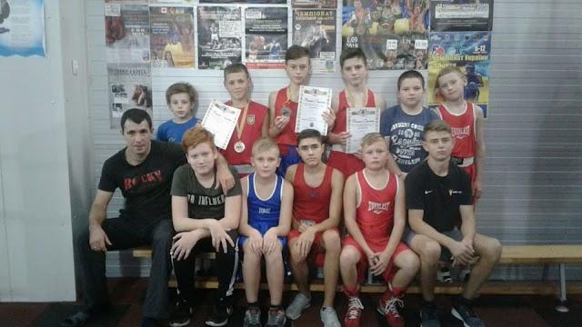 Боксери Васильківщини здобули перемоги на міжнародному турнірі