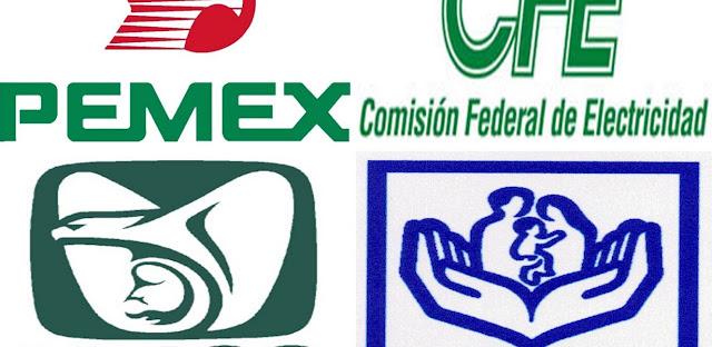 organos de administracion publica en mexico