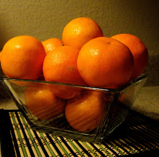 fruit bowl, oranges, citrus fruits, clementine oranges