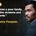 Manny Pacquiao to shoulder cost of 13 TV channels for DepEd's distance learning