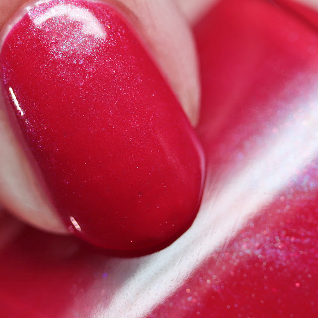 Seventy-Seven Nail Lacquer To Love Is Nothing