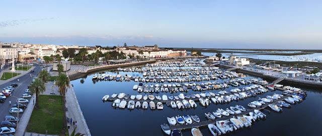 Marinha de Faro no Algarve