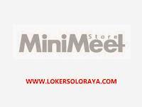 Loker Solo Social Media & Promotion Assistant di Mini Meet