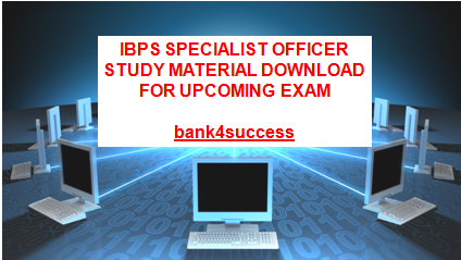 Ibps so it officers study material download for upcoming exam ibps so it officers study material download for upcoming exam fandeluxe Images