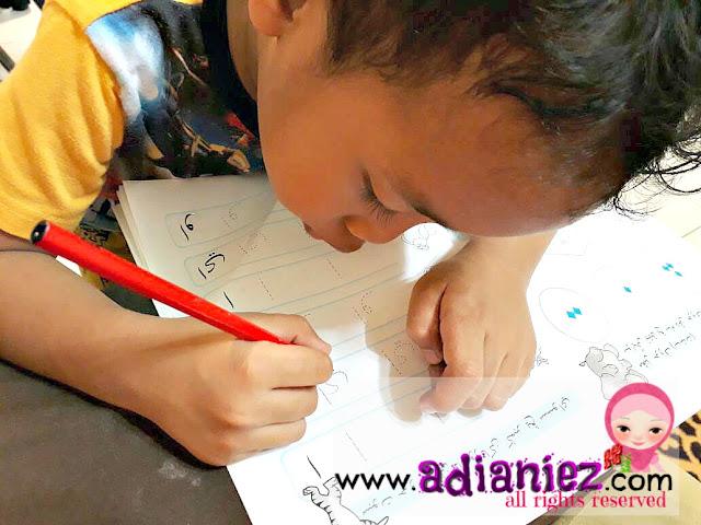 Buat Homework Sebab Mahukan Pujian Cikgu
