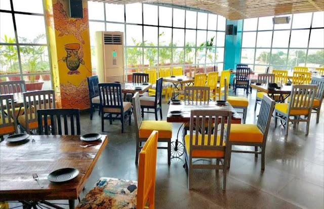 Glass House Restaurant Amritsar