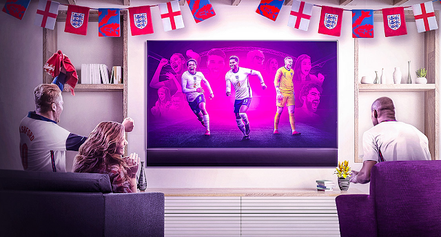 LG TVs Euros Promotions and Offers!