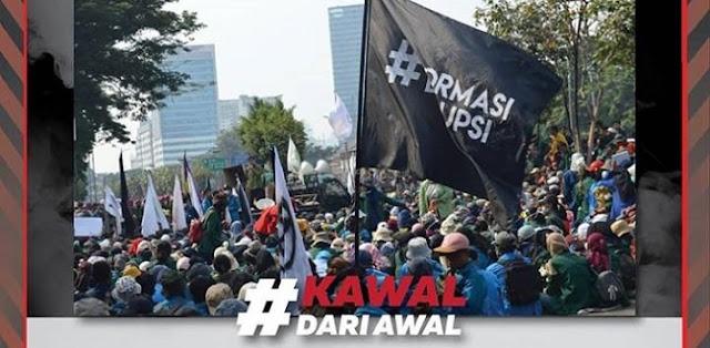 Jokowi Undang Calon Menteri, Ribuan Mahasiswa BEM SI akan Demo di Istana Siang Ini