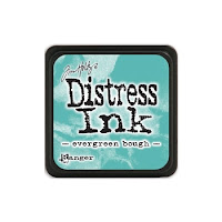 Distress Mini Ink Pad EVERGREEN BOUGH