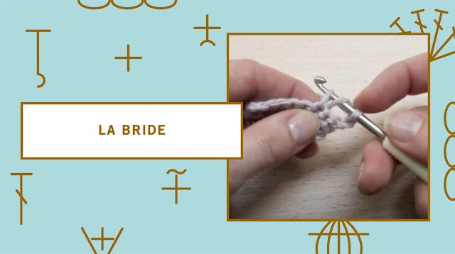comment faire une bride au crochet