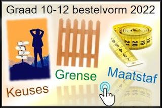 #Keuses #Grense #Maatstaf