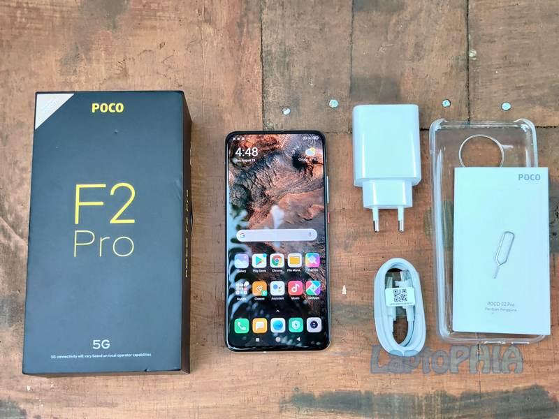 Paket Pembelian Poco F2 Pro