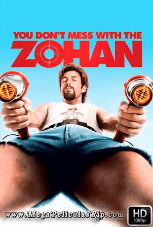 No Te Metas Con Zohan [1080p] [Latino-Ingles] [MEGA]