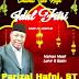 """Ketua DPRD Pasbar, Parizal Hafni Mengucapkan, """"Selamat Idul Fitri 1442 H, Mohon Maaf Lahir dan Batin""""."""