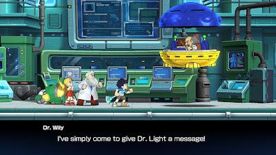 Mega Man 11 Game Screenshot 4