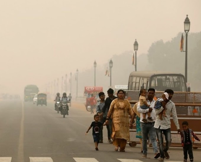 Delhi became the most polluted city in the entire world again. Aren't we creating a serious threat to our existence?