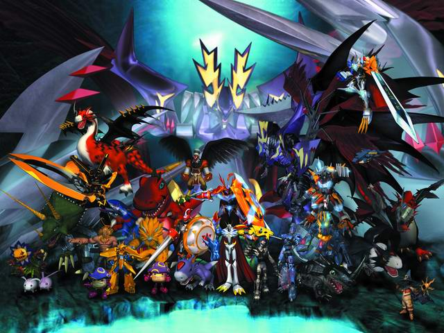 Digimon X-Evolution
