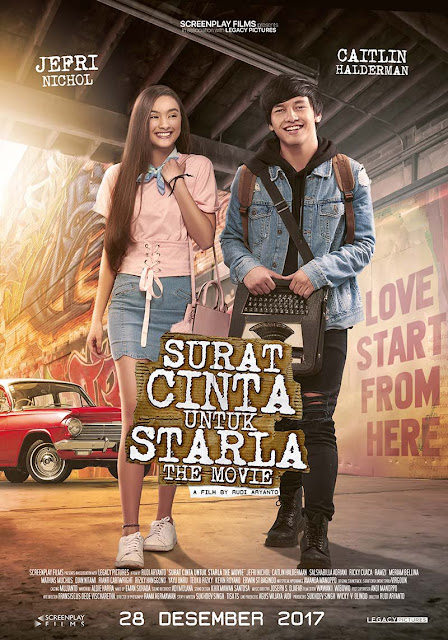 Surat Cinta Untuk Starla The Movie (2017) WEB-DL 720p